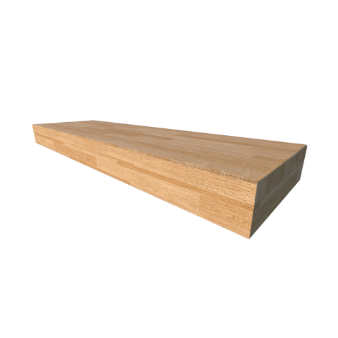 Стъпало от дърво тип кутия